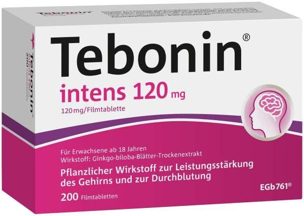 Tebonin intens 120 mg 200 Filmtabletten