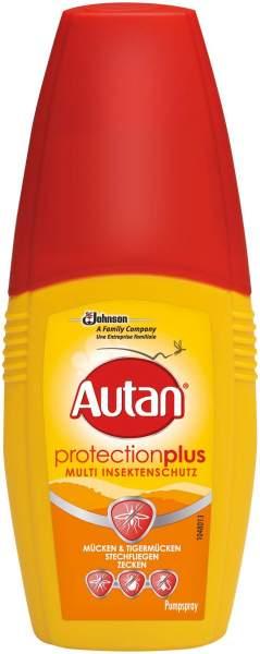 Autan Protection Plus Pumpspray 100 ml