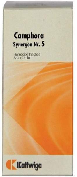 Camphora Synergon 5 20 ml Tropfen