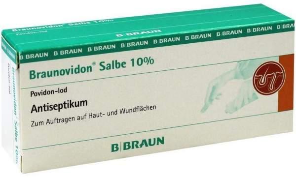 Braunovidon 20 G Salbe