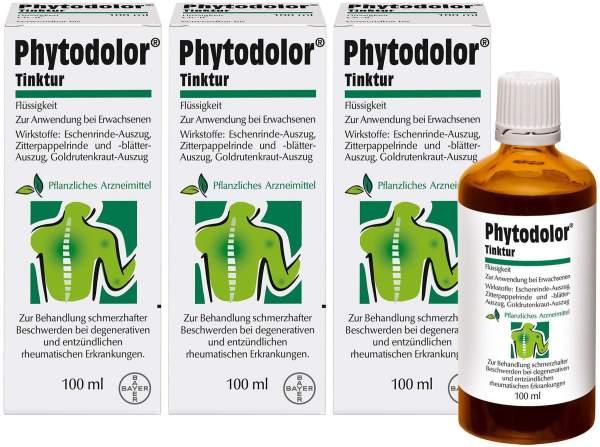 Phytodolor 3 x 100 ml Tinktur