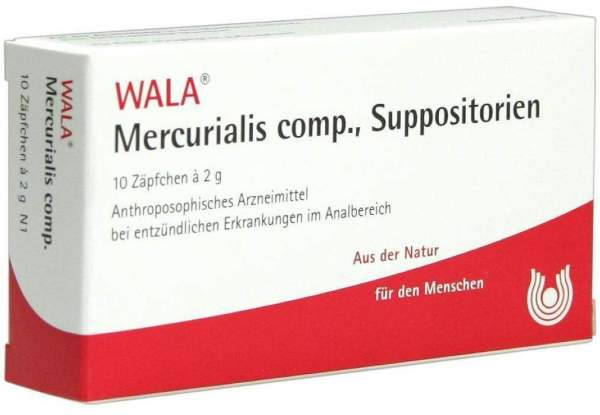 Mercurialis Comp. Suppositorien