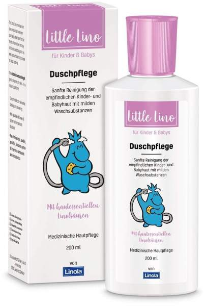 Little Lino Duschpflege 200 ml