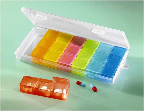 Tabletten Organisator, 1 Stück