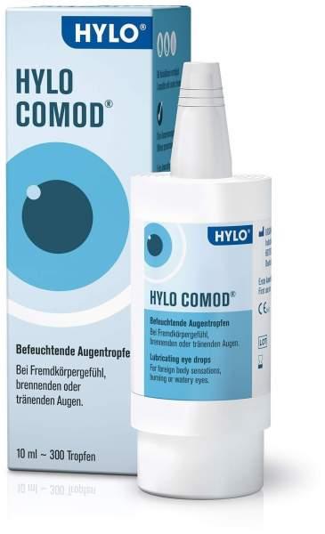Hylo Comod Augentropfen 10 ml