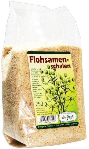 Flohsamen Schalen 250 g