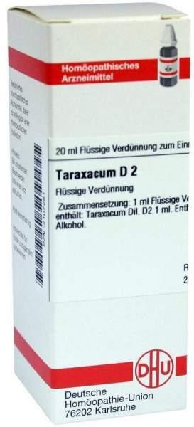 Taraxacum D2 Dilution 20 ml Dilution