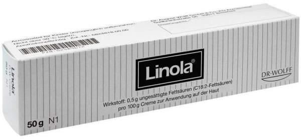 Linola Creme 50 G Creme