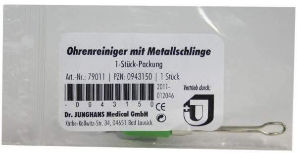 Ohrenreiniger mit Metallschlinge 1 Stück