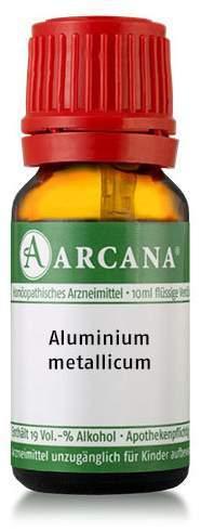 Aluminium Metallicum Arcana Lm 6 Dilution