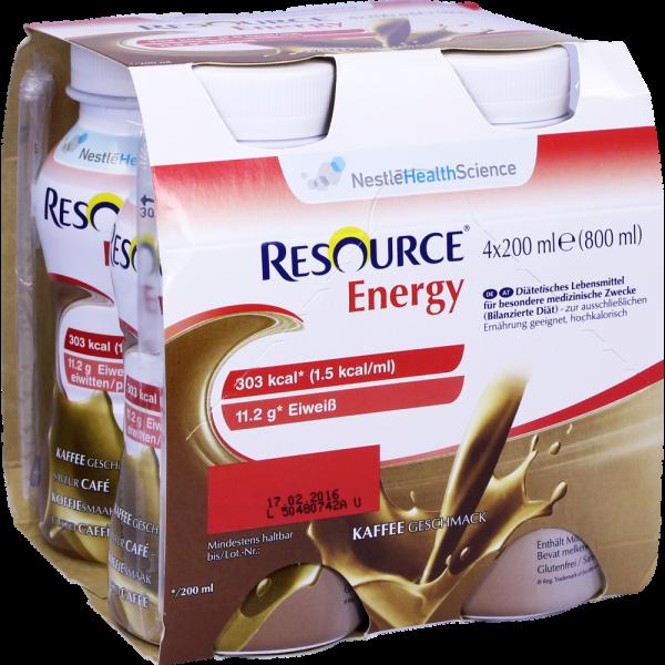 Resource Energy Coffee
