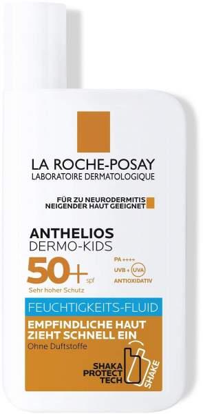 La Roche Posay Anthelios Dermo Kids Feuchtigkeitsfluid LSF 50+ 50 ml