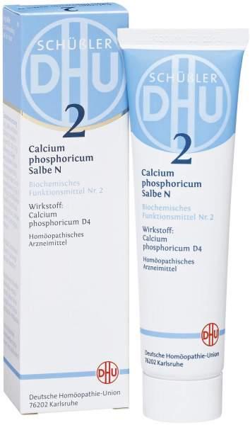 Biochemie DHU 2 Calcium phosphoricum D4 50 g Salbe N