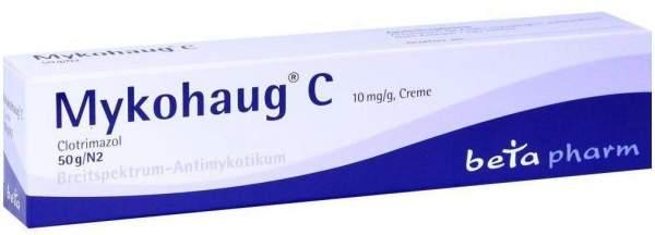 Mykohaug C Creme 50 G