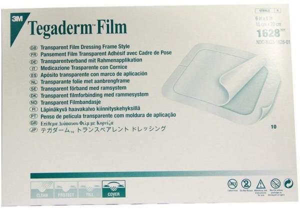 3M Tegaderm Film 15 x 20 cm 1628 10 Stück