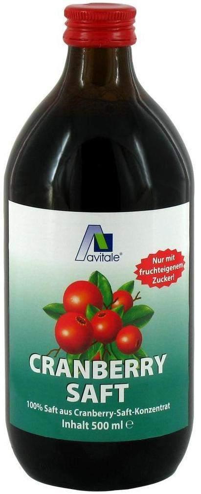 Vorteile von Cranberry-Saft zur Gewichtsreduktion
