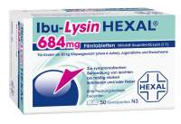 Ibu-Lysin Hexal 684mg