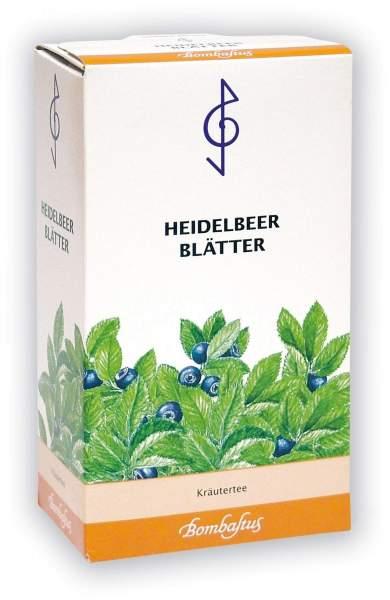 Bombastus Heidelbeerblättertee 60 G