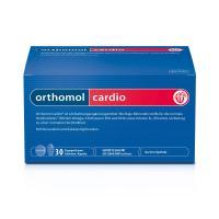 Orthomol Cardio Tabletten+Kapseln Kombipackung