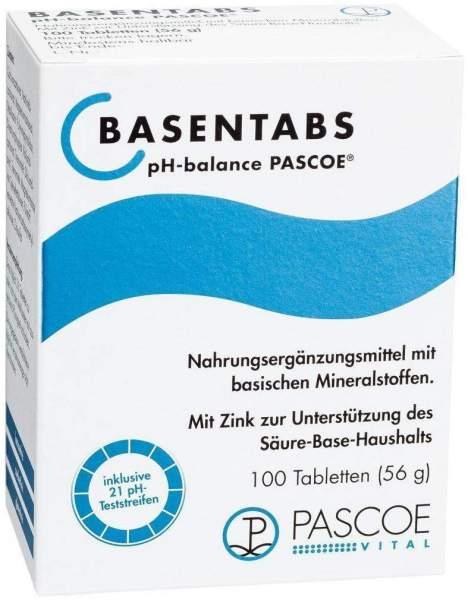 Basentabs Ph Balance Pascoe Tabletten 100 Stück