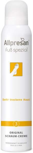 Allpresan Fuß Spezial Sehr Trockene Haut Nr.3 200 ml Schaum