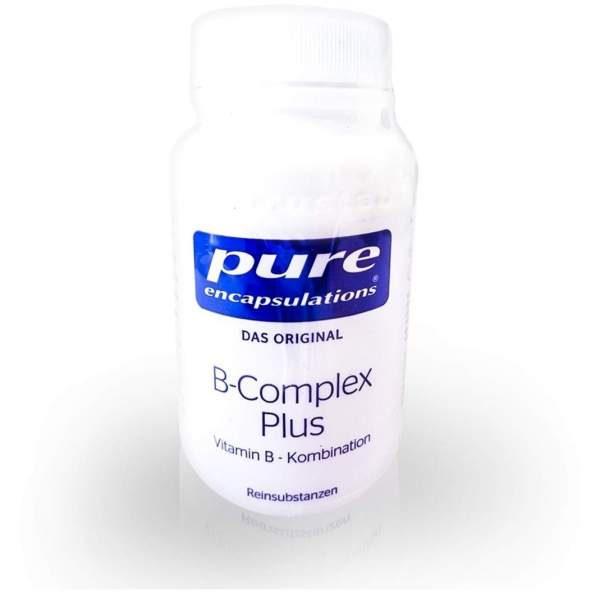 Pure Encapsulations B Complex Plus Kapseln 60 Kapseln