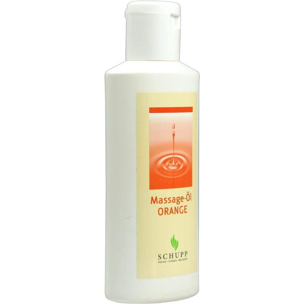 Massage- Öl Orange 200 ml Öl