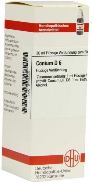 Conium D6 Dhu 20 ml Dilution