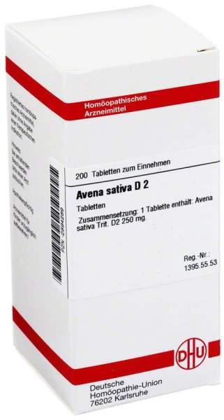 Avena Sativa D2 200 Tabletten