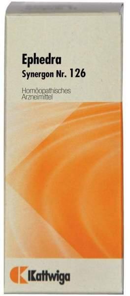 Ephedra Synergon Nr. 126 20 ml Tropfen
