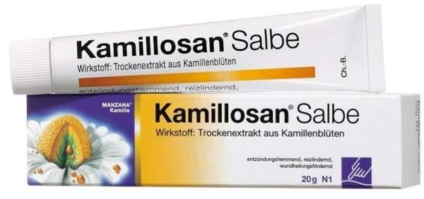 Kamillosan Salbe 40 g