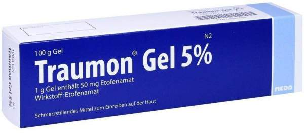 Traumon 5% 100 G Gel