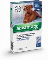 Advantage 400 Lösung Pipetten für Hunde ab 25kg
