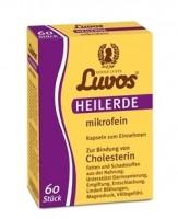 LUVOS Heilerde mikrofein 60 Kaps