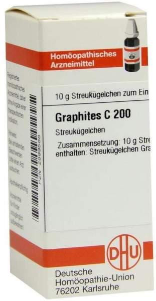 Graphites C 200 Globuli