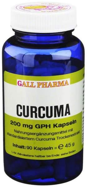 Curcuma 200 mg 90 Kapseln