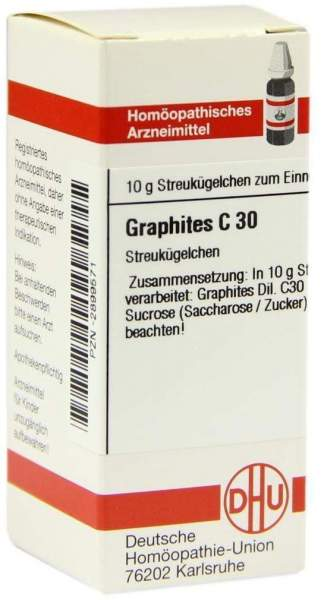Graphites C 30 Globuli