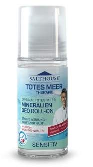 Salthouse Therapie Totes Meer Mineralien Deo Ro...