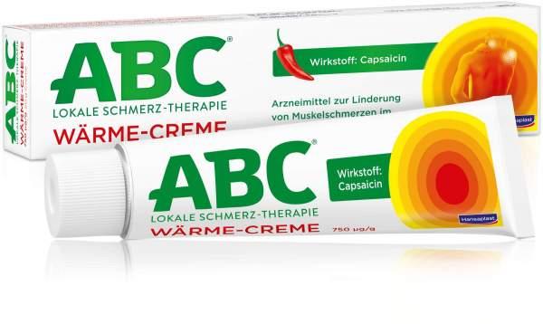 Hansaplast med ABC 50 g Wärme-Creme