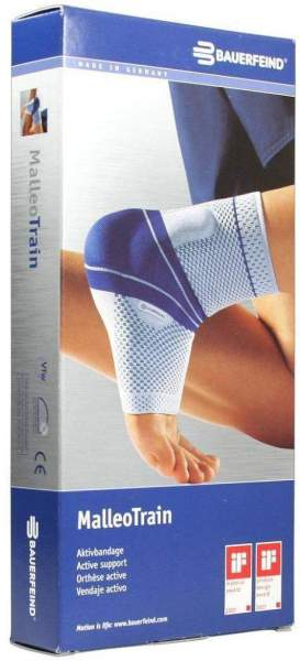 Malleotrain Gr.3 Links Titan Sprunggelenkbandage 1 Bandage