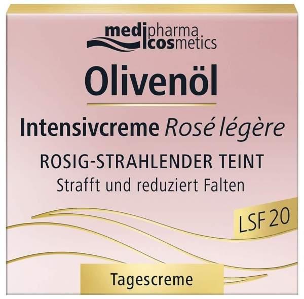 Olivenöl Rosé Légère 50 ml Intensivcreme