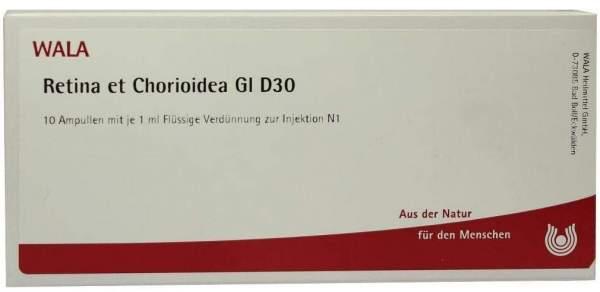 Retina Et Chorioidea Gl D 30 Ampullen