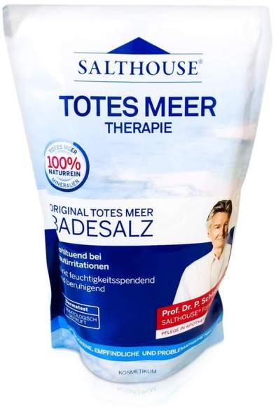 Salthouse Therapie Totes Meer Badesalz 500 G Salz
