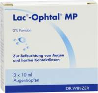 Lac Ophtal MP 3 x 10 ml Augentropfen