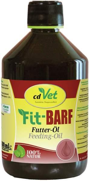 Fit-Barf Futter-Öl 500 ml