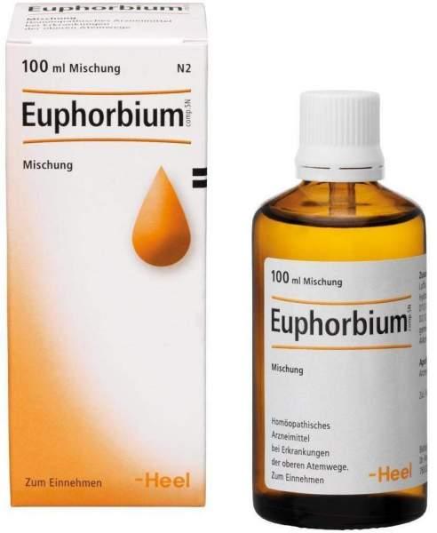 Euphorbium Comp. Sn Tropfen 100 ml Tropfen