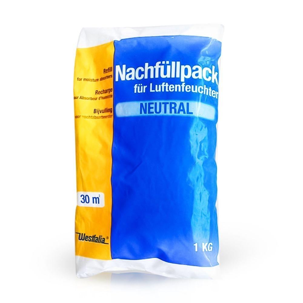 Nachfüllpackung 1kg für Luftentfeuchter