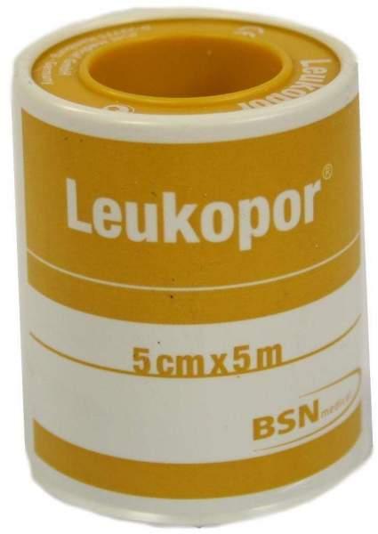 Leukopor 5 M X 5 cm 2474 1 Stück