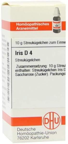 Iris D 4 Globuli