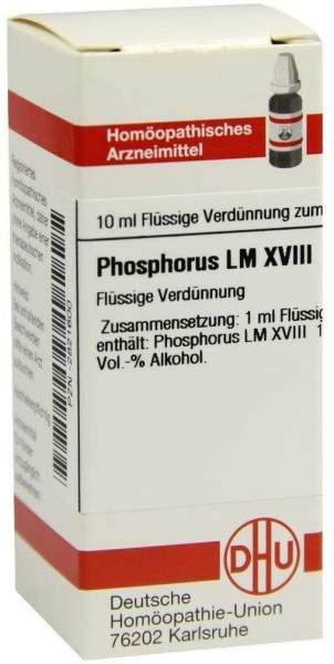 Lm Phosphorus Xviii